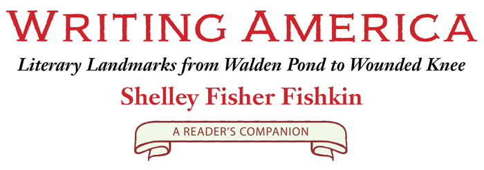 Writing America by Shelley Fisher Fishkin